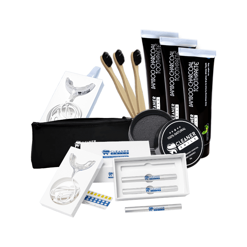 regular teeth whitening membership kit