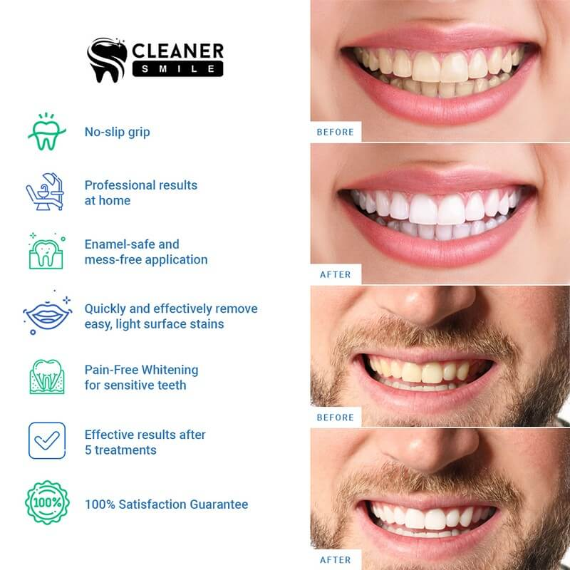 Charcoal-Teeth-Whitening-Strips-with-Mint-Flavor-for-Sensitive-Teeth-Snapshot-Infographic